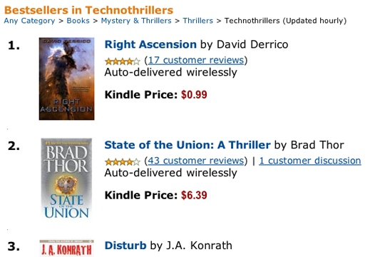 #1 Best-Seller